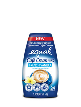 Equal Café Creamers French Vanilla