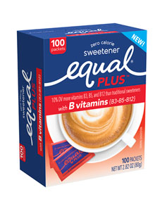 EQUAL PLUS B VITAMINS
